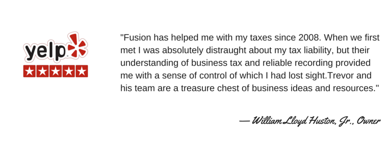 One of our Atlanta corporate accounting testimonials. William let our tax accountants truly help him understand the nuances of the tax code.