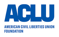The ACLU - American Civil Liberties Union is an organization Dedicated To Eradicating Racial Injustice.