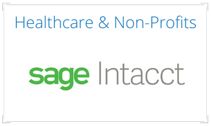 Sage Intacct Software for Healthcare & Non-Profits