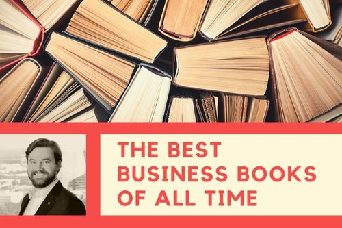The Best Business Books of All Time - featured on the Fusion CPA Business Growth Blog