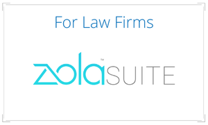 ZolaSuite for Law Firms