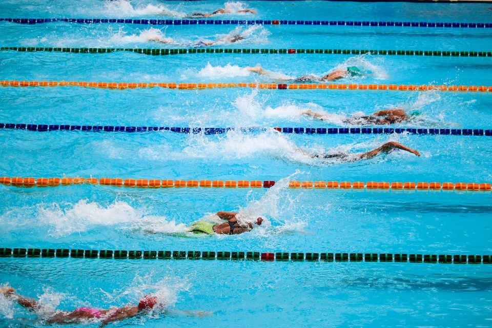 Atlanta professional swimmer accountants,