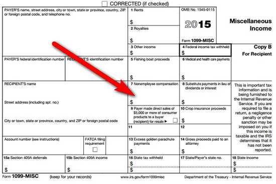 Form 1099-MISC Atlanta Independent Contractor
