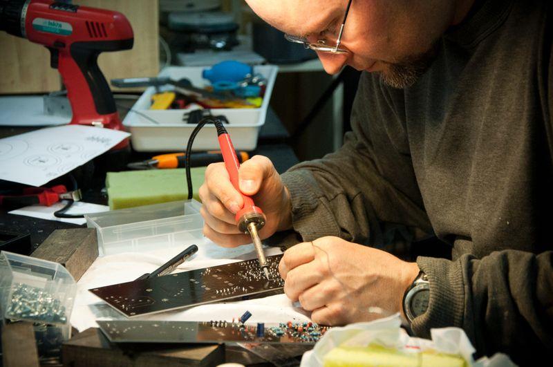 Atlanta Electronic Repair Company Accountant
