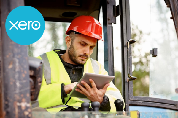 Xero Accounting for Construction Companies