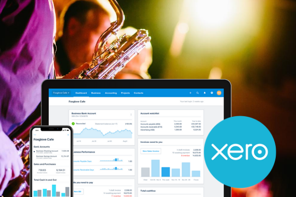 Xero tax integration