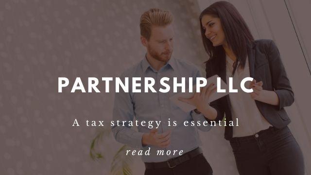 Partnership LLC Taxes