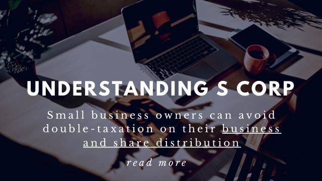 Understanding S Corp Taxation