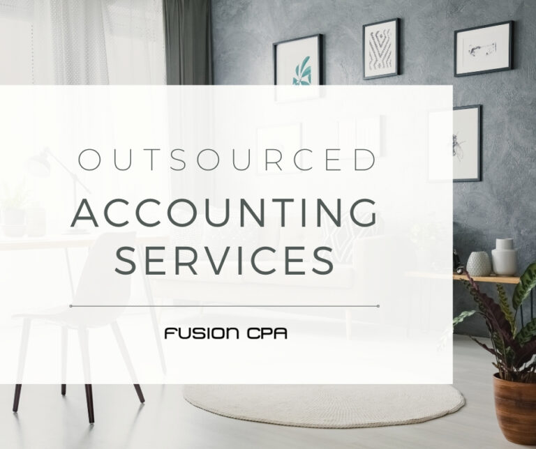 Accounting Services & Outsourced Bookkeeping
