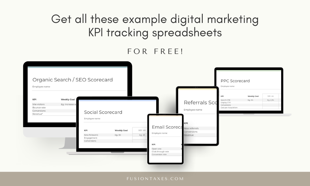 Field Service KPIs Download