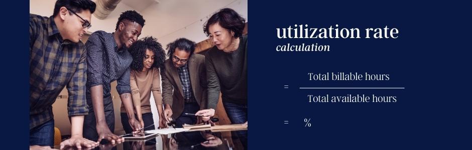 Utilization Rate Calculation