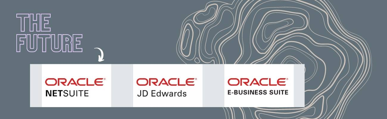 Oracle ERP options