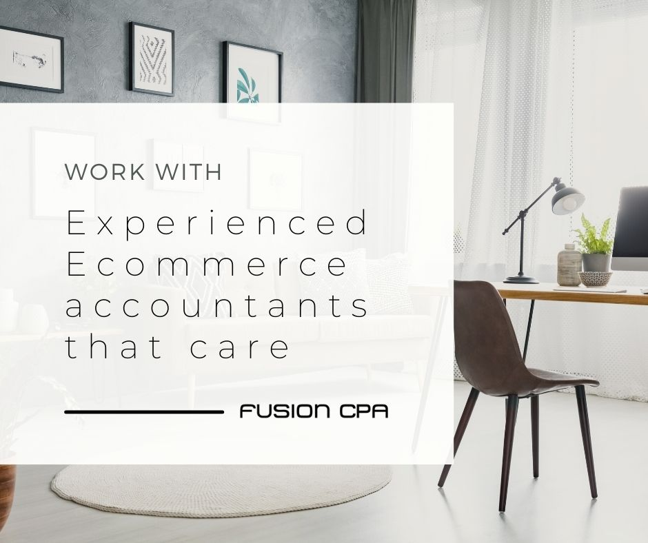 Experienced Ecommerce accountants that care